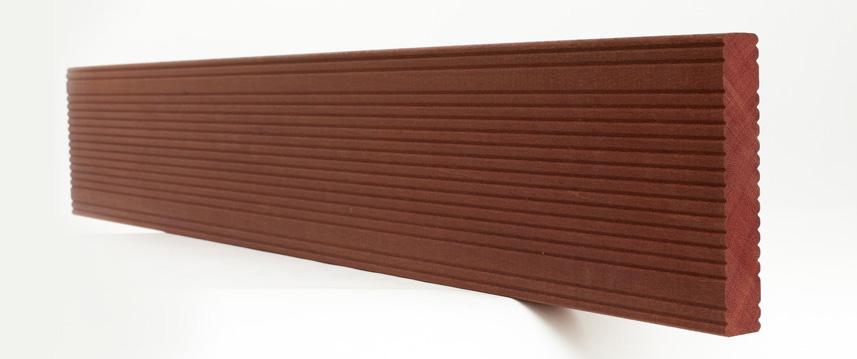 Terasová prkna z exotických dřevin