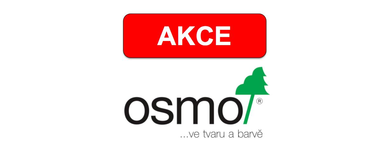 AKCE – OSMO terasový olej
