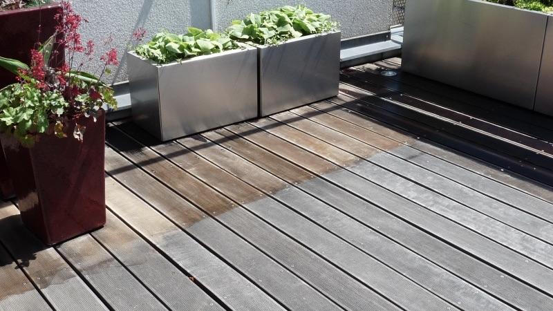 Renovace dřevěné terasy svépomocí